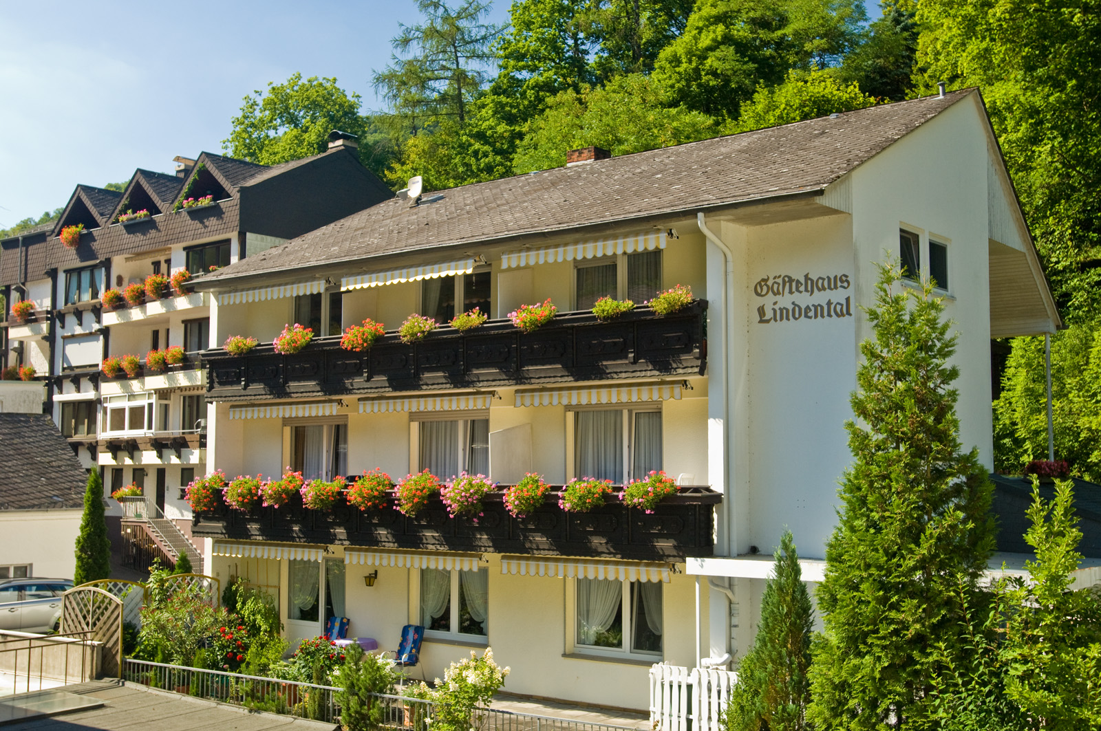 Bikerhotel germany eifel lindental rooms your for Design hotel eifel euskirchen germany